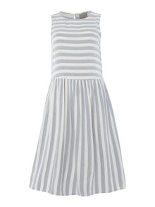 Vero Moda Sleeveless dropped waist dress