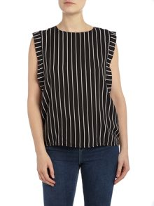 Vero Moda Fleur sleeveless stripe top