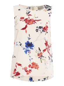 Vero Moda Flower sleeveless top