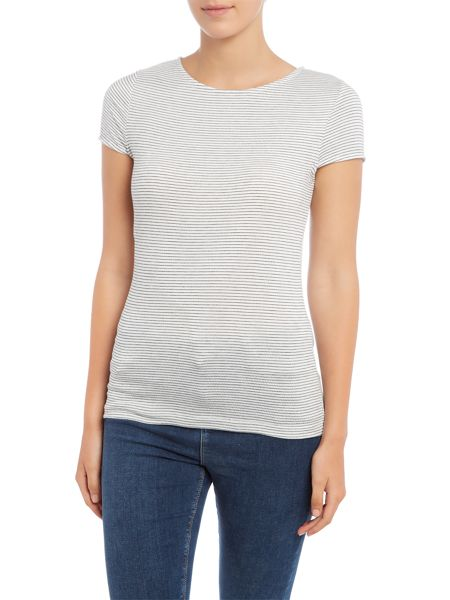 Vero Moda sleeveless stripe top