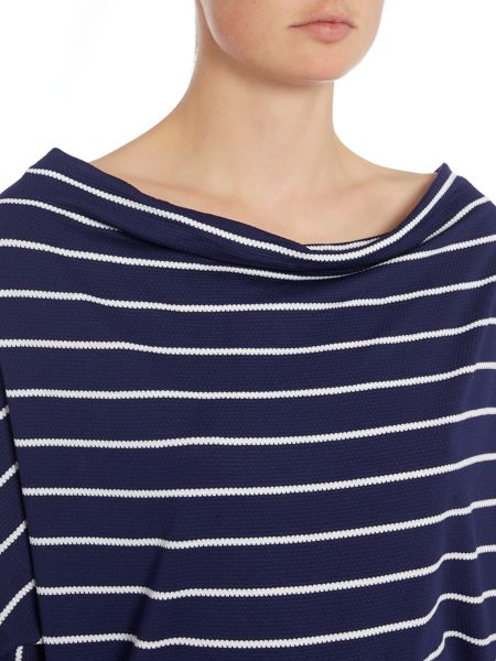 Wal-G LONGSLEEVED STRIPED KNIT