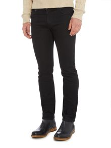 Versace Jeans Skinny fit black jeans