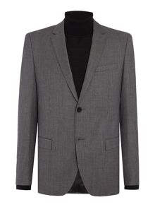 Hugo Anlon/Hets Textured Two-Piece Suit
