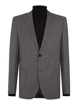 Anlon/Hets Textured Two-Piece Suit
