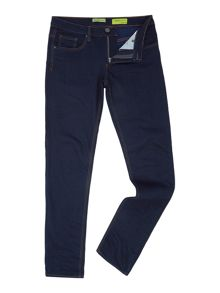 Versace Jeans Slim fit clean indigo wash jeans