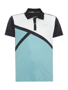 Bjorn Borg Ocker short sleeve polo