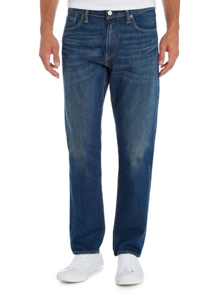 Levi's 504 bingham regular straight fit jeans