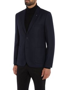 Hugo Agto Textured Hopsack Jacket