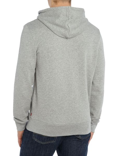 Levi's Pocket front batwing logo hoodie