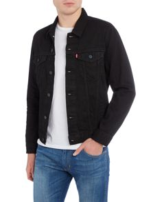 Levi's Berkman denim trucker jacket