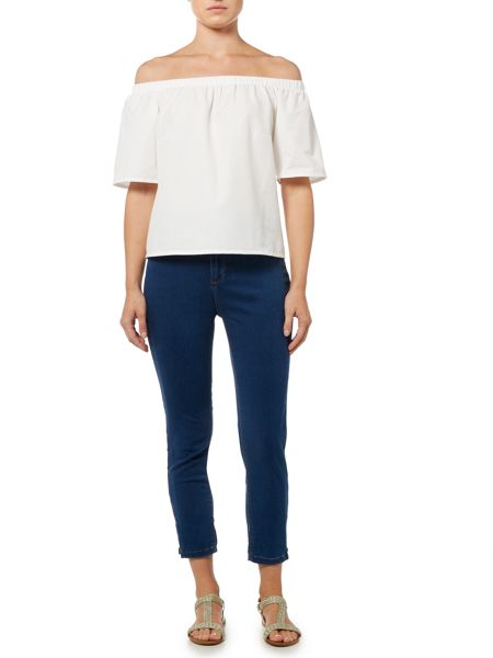 Therapy Pippa Cotton Bandeau Top