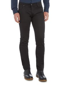 Versace Jeans Slim fit black jeans