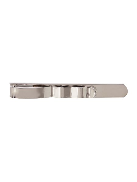 Howick Tailored Cross Hatch Tie Clip