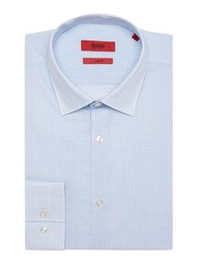 Hugo Jenno Business Circle Geo Shirt