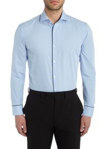 Hugo Jimmy Business Contrast Trim Shirt
