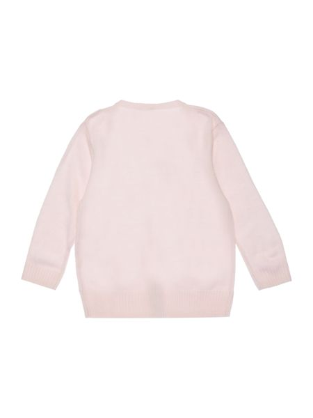 Benetton Baby Bow Pocket Cardigan