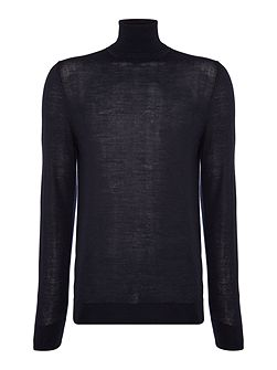 San Antonio Roll Neck Knit