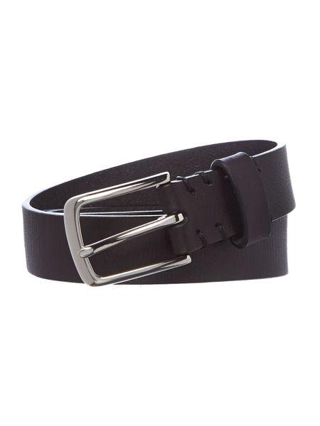 Linea Narrow Textured Belt