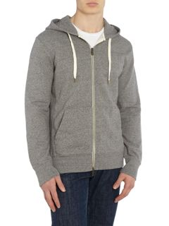 Levi's Classic 2 pocket zip through hoodie