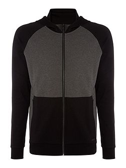 Dapri Zip-Through Hoody