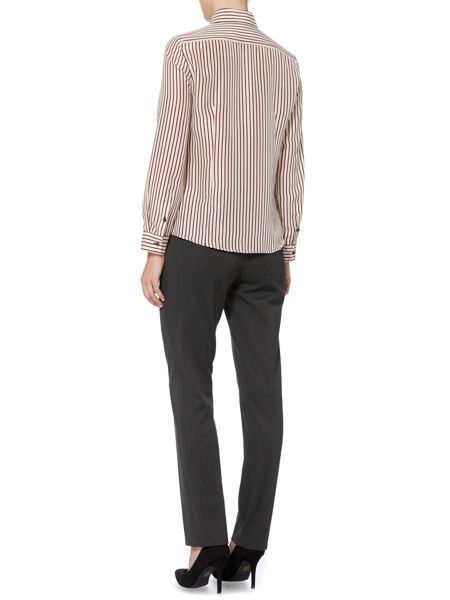 Max Mara Ocarina slim fit trousers