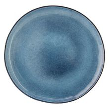 Bloomingville Sandrine Side Plate Blue 22cm
