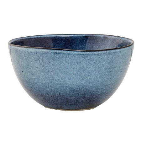 Bloomingville Sandrine bowl blue