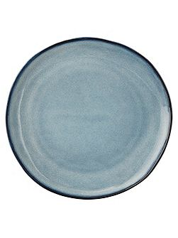 Sandrine dinner plate blue 28cm