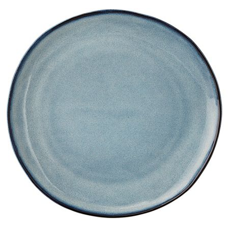 Bloomingville Sandrine dinner plate blue 28cm