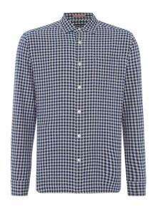 Howick Glendale Gingham Long Sleeve Shirt
