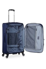 Antler Airstream 2 navy 4 wheel soft medium suitcase