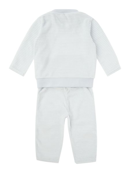 Benetton Striped velour outfit