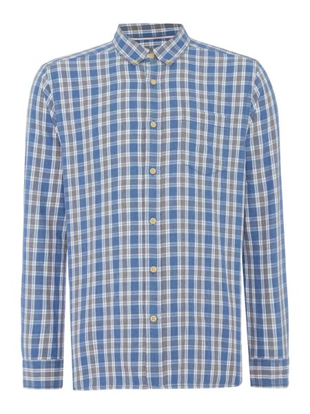 Howick Bloomfield Checked Long Sleeve Shirt