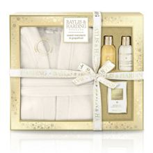 Baylis & Harding Sweet Mandarin & Grapefruit Gown Set