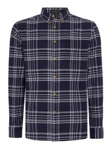 Howick Boston Check Long Sleeved Shirt