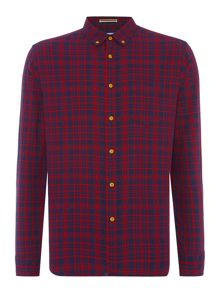 Howick Malvern Check Long Sleeve Shirt