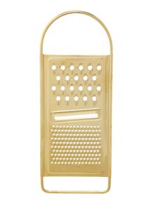 Bloomingville Gold flat grater