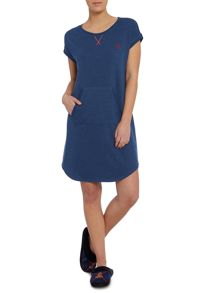 Lauren Ralph Lauren Lounger logo sleep dress