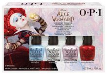 OPI Alice in Wonderland Royal Court Mini Pack