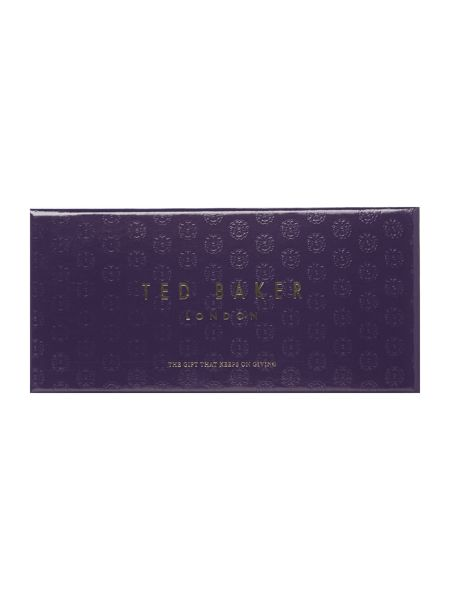 Ted Baker Dracula 3 Pack Assorted Print Socks