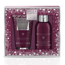 Baylis & Harding Midnight Fig & Pomegranate Small 2 Piece Set