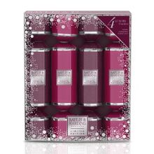 Baylis & Harding Midnight Fig & Pomegranate 4 Cracker Set