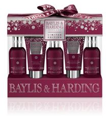 Baylis & Harding Midnight Fig & Pomegranate 5 Piece Set