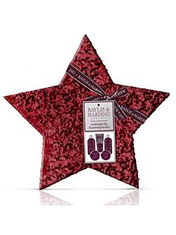 Midnight Fig & Pomegranate Large Star Box Set