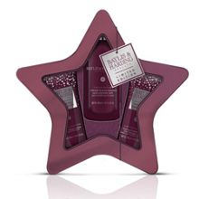 Baylis & Harding Midnight Fig & Pomegranate 3 Piece Star Tin