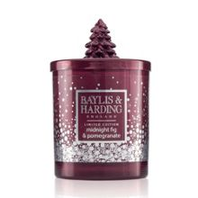 Baylis & Harding Midnight Fig & Pomegranate 1 Wick Candle