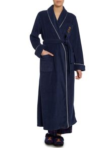 Lauren Ralph Lauren Shawl collar long robe
