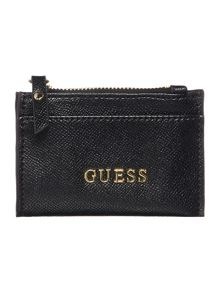 Guess Isabeau black dome cosmetic case