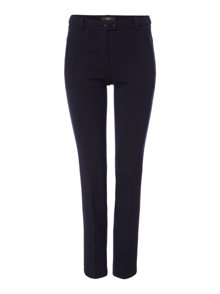 Max Mara Fontana stretch slim leg trousers