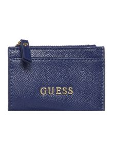 Guess Isabeau Navy Dome Coin Purse